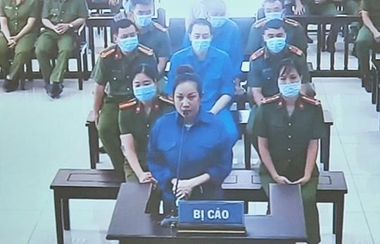 Vợ Đường Nhuệ lĩnh thêm 18 tháng tù giam - Ảnh 1.