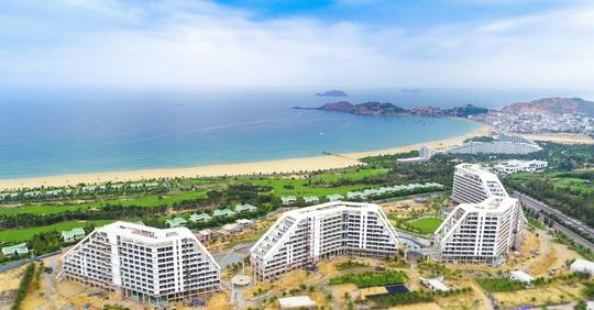 Tập đoàn FLC chuẩn bị khánh thành khách sạn lớn nhất Việt Nam tại Quy Nhơn - Ảnh 1.
