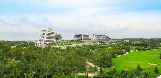Tập đoàn FLC chuẩn bị khánh thành khách sạn lớn nhất Việt Nam tại Quy Nhơn - Ảnh 2.
