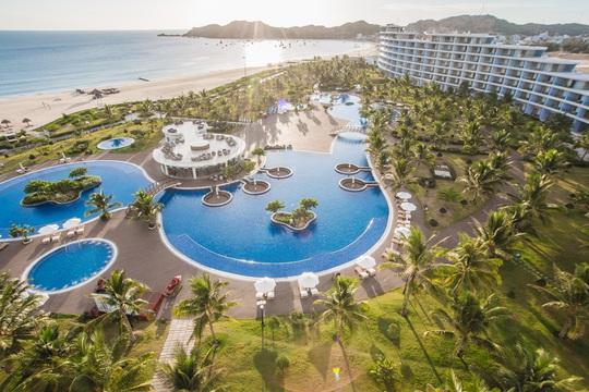 Tập đoàn FLC chuẩn bị khánh thành khách sạn lớn nhất Việt Nam tại Quy Nhơn - Ảnh 8.