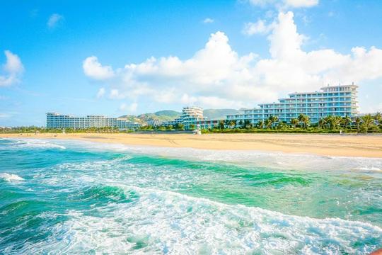 Tập đoàn FLC chuẩn bị khánh thành khách sạn lớn nhất Việt Nam tại Quy Nhơn - Ảnh 9.