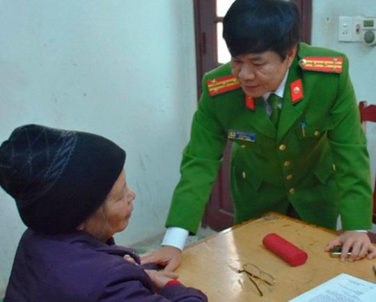 2 Phó giám đốc Công an tỉnh Thanh Hóa được trao danh hiệu Vì sự phát triển Thanh Hóa - Ảnh 1.
