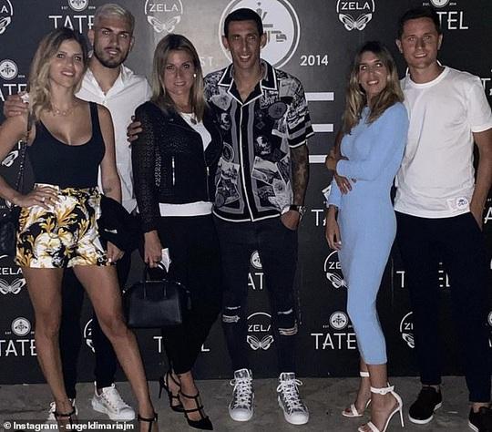 Du hí ổ dịch, Neymar và Di Maria dương tính SARS-CoV-2 - Ảnh 2.
