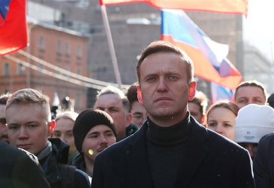 Đức: Chính khách đối lập Nga Alexei Navalny trúng chất độc thần kinh - Ảnh 1.