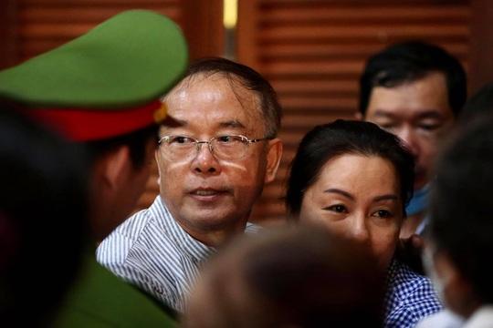 Thông tin mới nhất về vụ ông Nguyễn Thành Tài tạo điều kiện giúp một nữ đại gia - Ảnh 1.