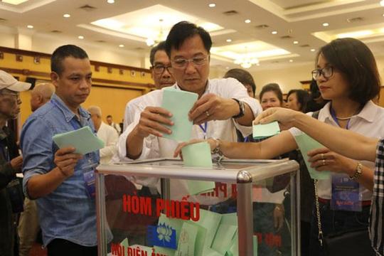 Hội Điện ảnh Việt Nam chưa bầu được chủ tịch - Ảnh 1.