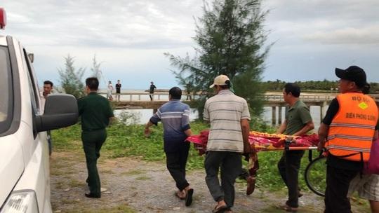 Quảng Bình: 1 ngư dân gặp nạn tử vong trên biển - Ảnh 1.