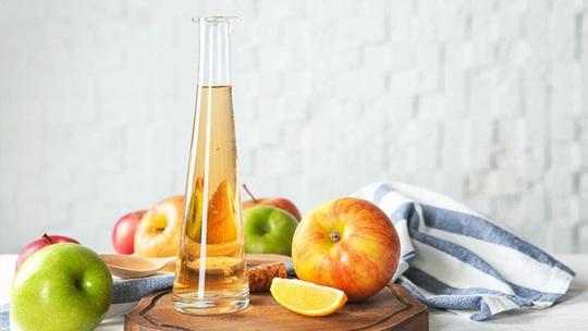 Giấm táo có thể giúp giảm cân - Ảnh 1.