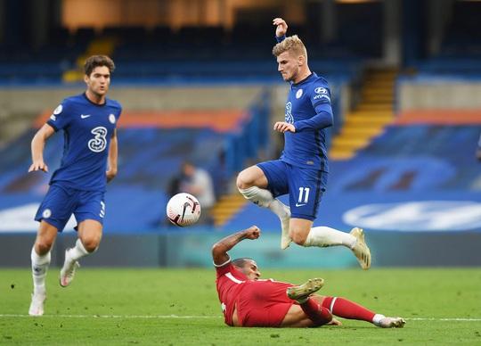 Thảm họa đại chiến, Chelsea thất bại cay đắng trước Liverpool - Ảnh 1.