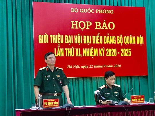 Tổng Bí thư, Chủ tịch nước trực tiếp chỉ đạo Đại hội Đảng bộ Quân đội - Ảnh 1.