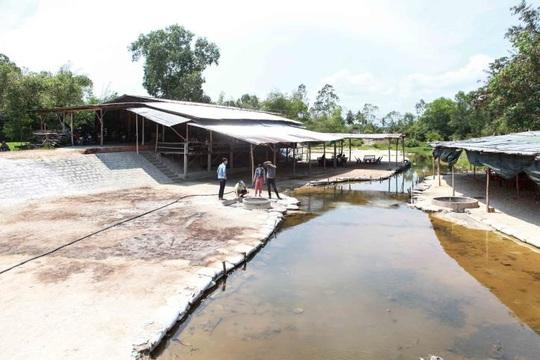 Bình Định mời gọi đầu tư khu du lịch suối nước nóng gần 2.000 tỉ đồng - Ảnh 1.