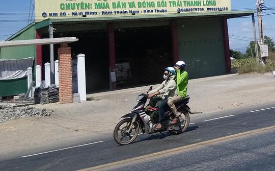 Thanh long phụ thuộc thương lái nước ngoài - Ảnh 1.