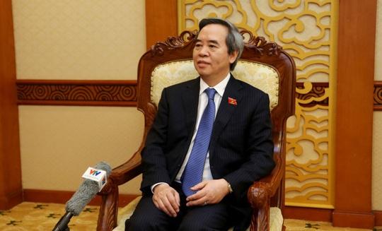 Ông Nguyễn Văn Bình: Mô hình kinh tế thị trường định hướng xã hội chủ nghĩa ngày càng rõ nét - Ảnh 1.
