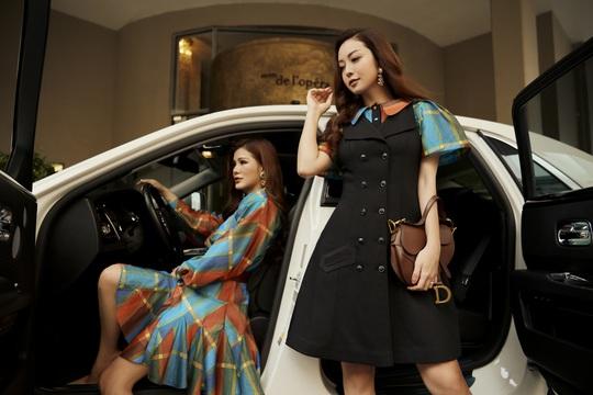 Nhà mode Neva bắt tay Jennifer Phạm tôn vinh phái đẹp - Ảnh 3.