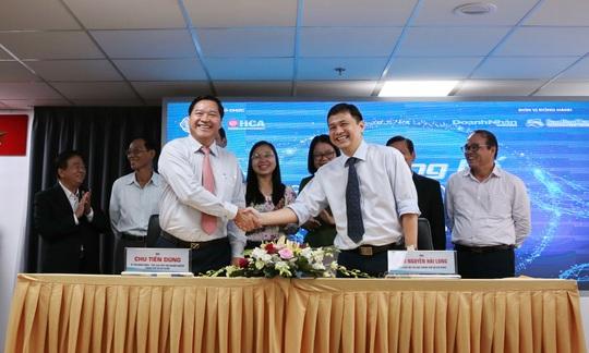 TP HCM hỗ trợ doanh nghiệp tiếp cận các gói giải pháp chuyển đổi số - Ảnh 1.