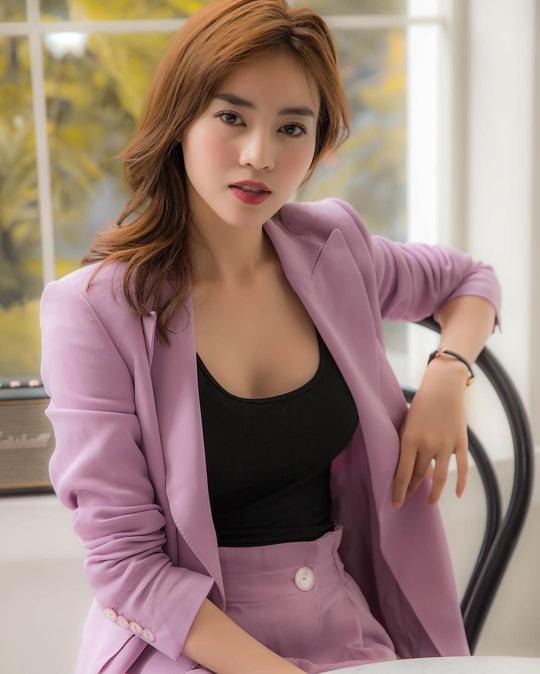 Ninh Dương Lan Ngọc nói về người yêu tin đồn Chi Dân - Ảnh 3.