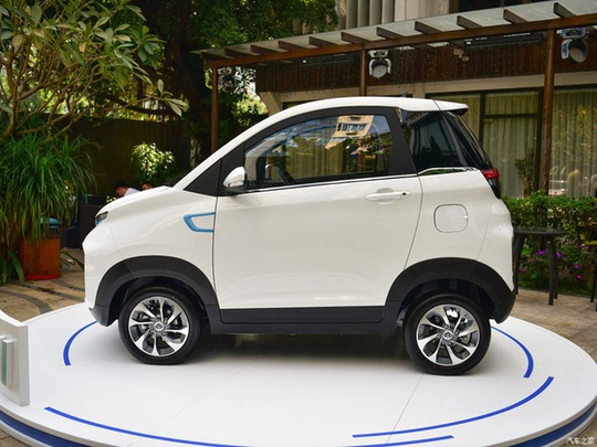 Chiếc ôtô 2 chỗ đi chợ, đón con rẻ giá chỉ nhỉnh hơn Honda SH - Ảnh 10.