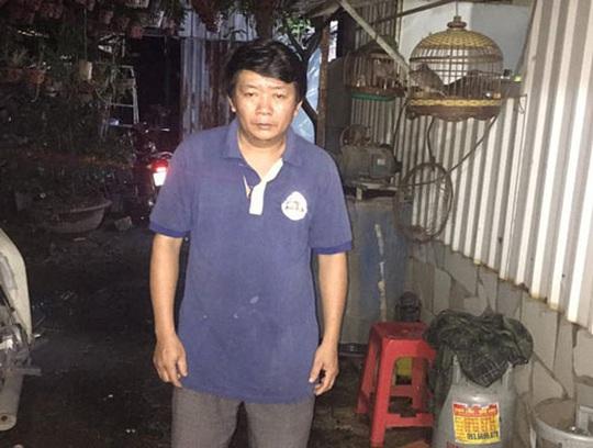 Đề nghị Phó Chánh án TAND TP HCM Đỗ Khắc Tuấn tạm ngưng xét xử - Ảnh 1.