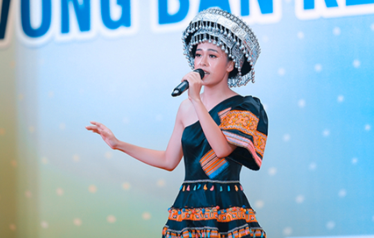 Cạnh tranh quyết liệt tại Giọng hát hay Hà Nội 2020 - Ảnh 2.