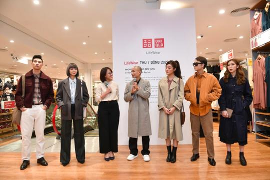 Uniqlo chính thức khai trương cửa hàng thứ hai tại Hà Nội - Ảnh 1.