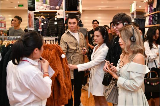 Uniqlo chính thức khai trương cửa hàng thứ hai tại Hà Nội - Ảnh 3.