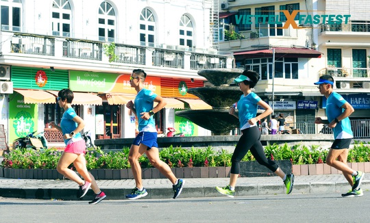 Phát động giải chạy Viettel Fastest 2020 ủng hộ chương trình Trái tim cho em - Ảnh 1.