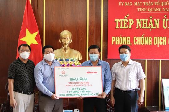 Bệnh viện Đa khoa Trung ương Quảng Nam cảm ơn Báo Người Lao Động - Ảnh 3.
