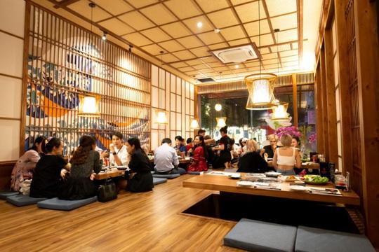 Kokugyu- Phong cách nướng Yakiniku độc đáo từ Nhật Bản - Ảnh 2.