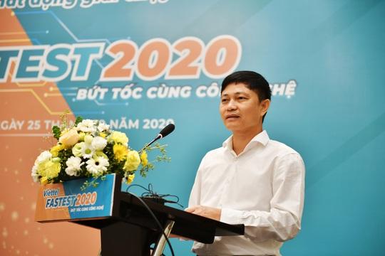 Phát động giải chạy Viettel Fastest 2020 ủng hộ chương trình Trái tim cho em - Ảnh 2.