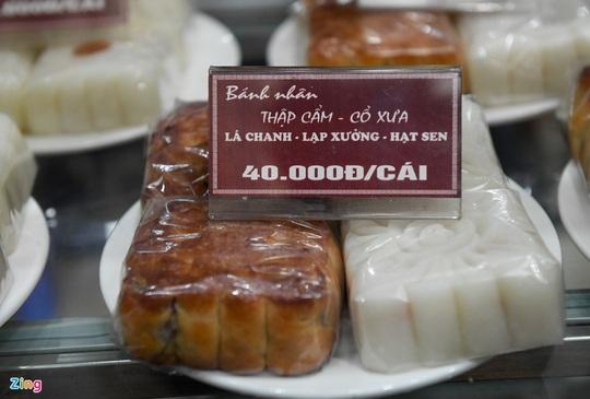 Cảnh tượng trái ngược ở các cửa hàng bánh Trung thu truyền thống - Ảnh 3.