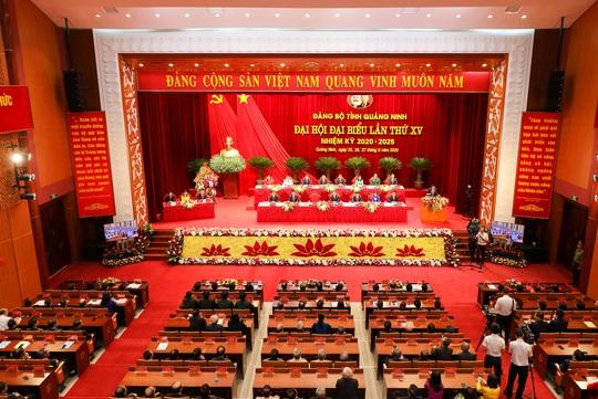 Ông Nguyễn Xuân Ký tái đắc cử Bí thư Tỉnh ủy Quảng Ninh - Ảnh 1.