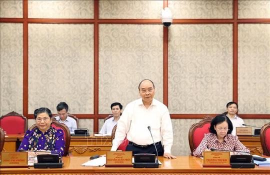 Bộ Chính trị hoàn thành chương trình làm việc với 67 Đảng bộ trực thuộc Trung ương - Ảnh 2.