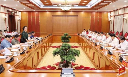 Bộ Chính trị hoàn thành chương trình làm việc với 67 Đảng bộ trực thuộc Trung ương - Ảnh 3.