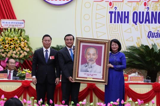 Phó chủ tịch nước dự Đại hội Thi đua yêu nước tỉnh Quảng Nam- Đà Nẵng - Ảnh 1.
