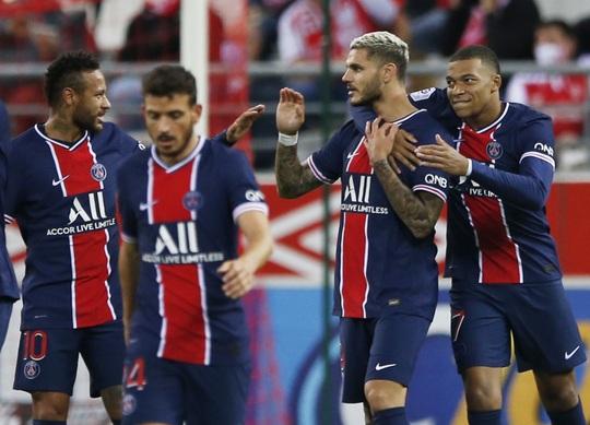 Neymar tịt ngòi, PSG vẫn thắng nhờ cú đúp của gã lẳng lơ Nam Mỹ - Ảnh 4.