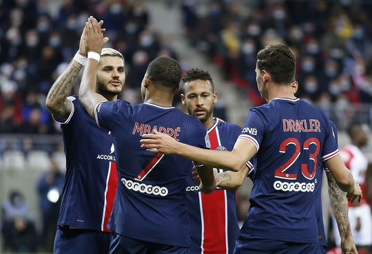 Neymar tịt ngòi, PSG vẫn thắng nhờ cú đúp của gã lẳng lơ Nam Mỹ - Ảnh 5.