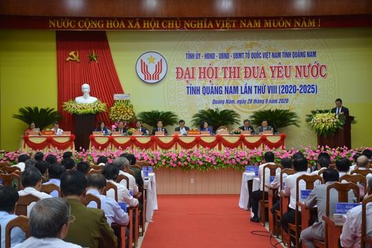 Phó chủ tịch nước dự Đại hội Thi đua yêu nước tỉnh Quảng Nam- Đà Nẵng - Ảnh 2.