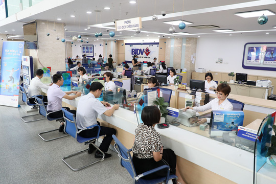 Tặng 100% phí chuyển tiền cho khách hàng đăng ký mới BIDV iBank - Ảnh 1.