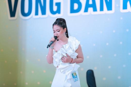 10 thí sinh vào chung kết Giọng hát hay Hà Nội 2020 - Ảnh 1.