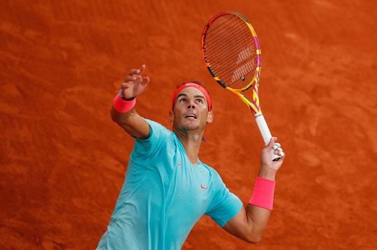 Clip Vua Rafael Nadal, Hoàng tử Dominic Thiem thắng dễ trận ra quân Roland Garros - Ảnh 5.