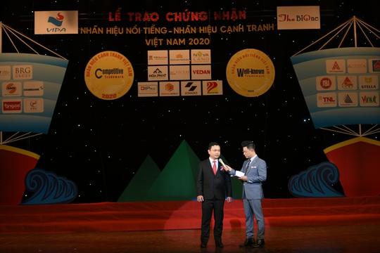 Phương Trang vào Top 20 nhãn hiệu nổi tiếng nhất Việt Nam - Ảnh 1.