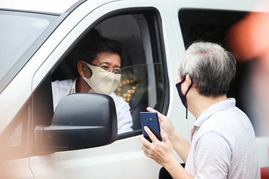Ông Đoàn Ngọc Hải đưa bệnh nhân từ Hà Nội về Hà Giang: Khi nào yếu, mệt tôi sẽ nghỉ - Ảnh 4.