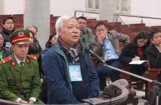 Nguyên chủ tịch GPBank bị đề nghị truy tố với cáo buộc gây thiệt hại 961 tỉ đồng - Ảnh 1.