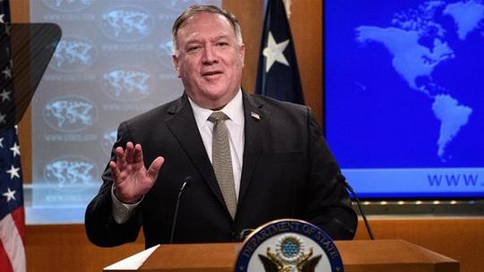 """Mỹ """"ăn miếng trả miếng"""" với nhà ngoại giao Trung Quốc - Ảnh 1."""