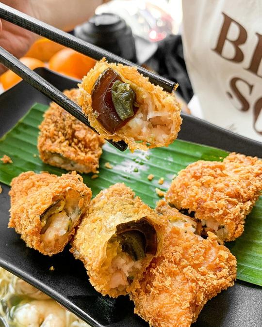 4 điểm ăn buffet giá dưới 200.000 đồng tại TP HCM - Ảnh 12.