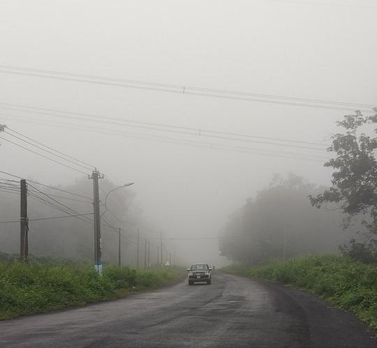 Pleiku - thành phố có cả một mùa sương - Ảnh 3.
