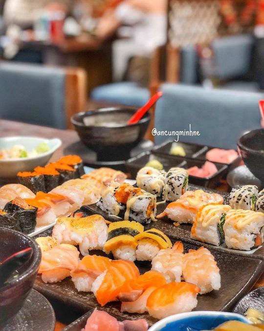 4 điểm ăn buffet giá dưới 200.000 đồng tại TP HCM - Ảnh 7.