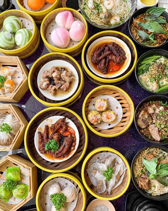 4 điểm ăn buffet giá dưới 200.000 đồng tại TP HCM - Ảnh 9.
