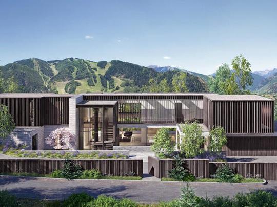 Ngôi nhà trên đỉnh núi giá 32 triệu USD - Ảnh 1.