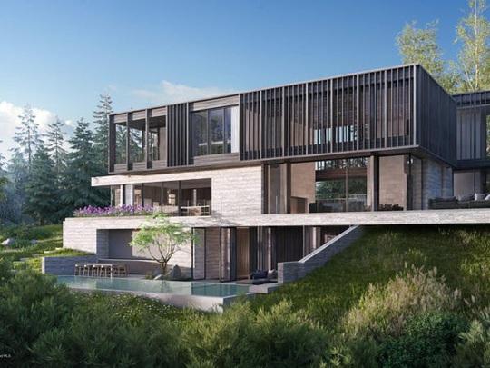 Ngôi nhà trên đỉnh núi giá 32 triệu USD - Ảnh 2.